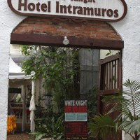 Manila - White Knight Hotel Intramuros
