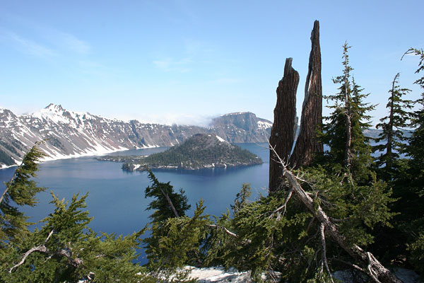 Oregon - Crater Lake © AndreaZ