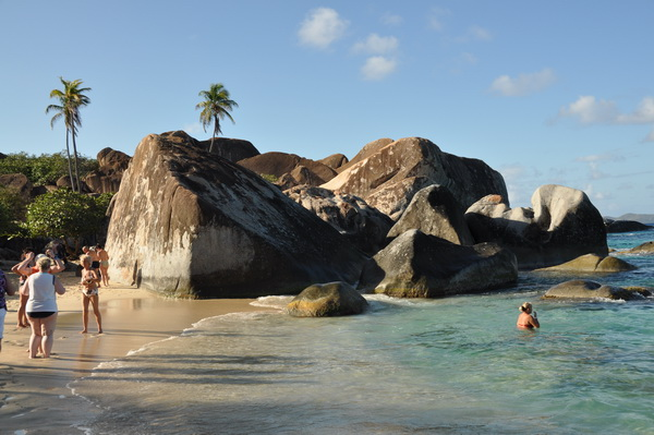 Virgin Gorda - © Irmi K. 1965